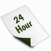 24-Hour Transcription Service (1 day)